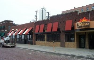 Lincoln Patio Awning Commercial Awnings