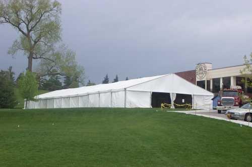 Clear Span Tent Omaha Nebraska Lt Amp A Super Tent 174