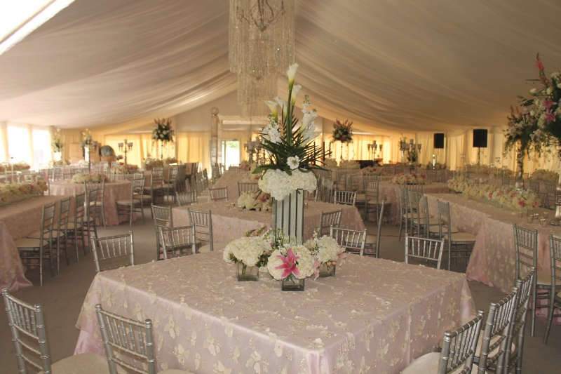 clear span tents lt a super tent with black liner for dancing