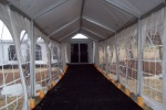 Thumbnail Entry way leading to main tent