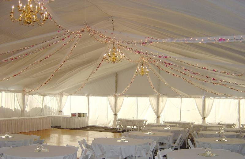 Backyard Rentals For Weddings wedding tent rental - backyard wedding reception lincoln ne
