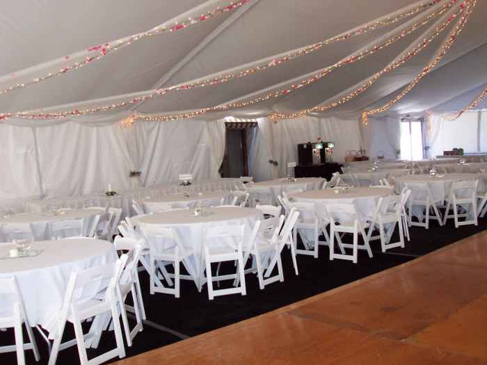 Wedding Tent In Lincoln Ne With Dance Floor Amp Carpet