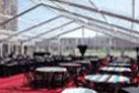 thumbnail of clear vinyl tent set at UNL Lincoln NE