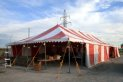 Thumbnail 30 X 70 Red & White Tent
