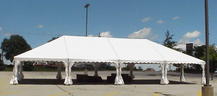 Image of 30 X 60 Unique&#153 Frame Tent