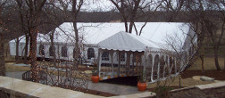 Thumbnail of Walkway - a clearpan rental tent in Omaha Nebraska