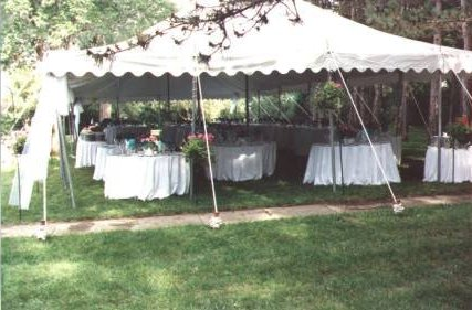 30 X 70 Festival Party Tent Rental In Lincoln Ne